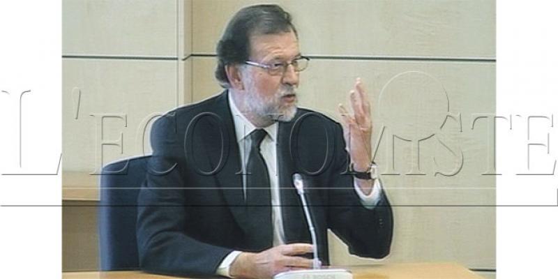 Affaire «Gürtel»: Rajoy devant la justice