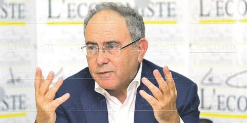 Le duo Hakim Marrakchi/Assia Benhida au Club de L'Economiste