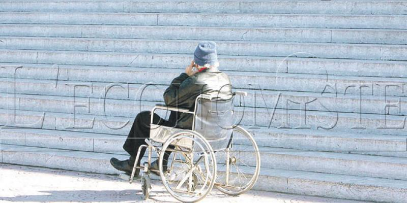 Handicap: Rues, trottoirs, commerces… des parcours du combattant