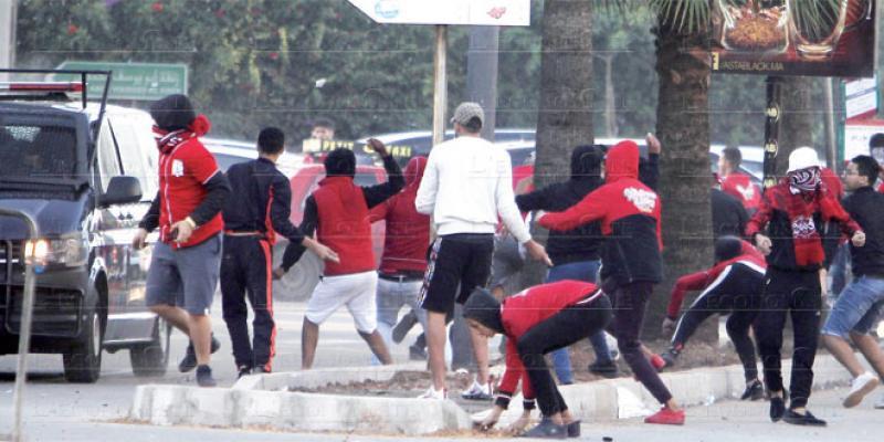 Les émeutes du foot: Encore et toujours...!