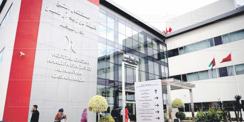 L'hôpital Cheikh Khalifa labellise sa restauration
