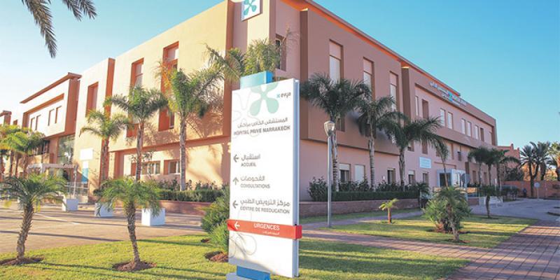 Marrakech: L'hôpital privé ouvre deux nouveaux pôles de santé