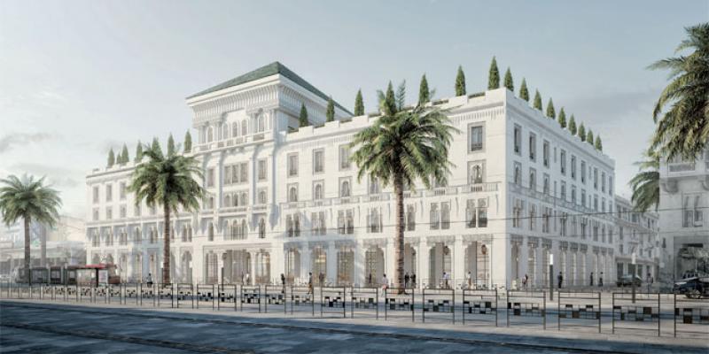 Hôtel Lincoln: Le groupe Réalités promet une seconde vie