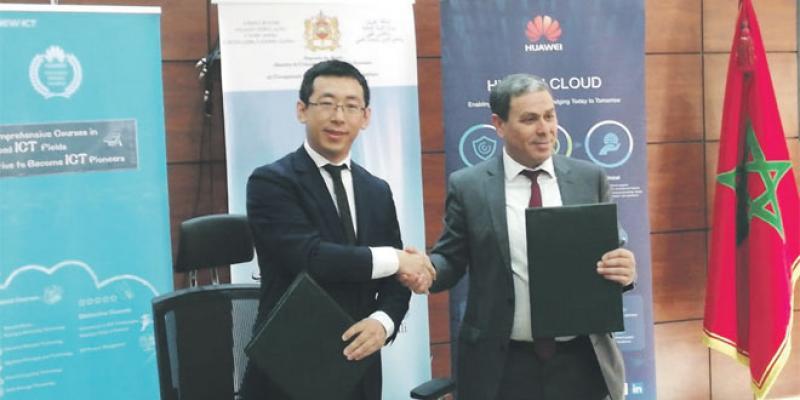 IT: Huawei s'allie aux universités