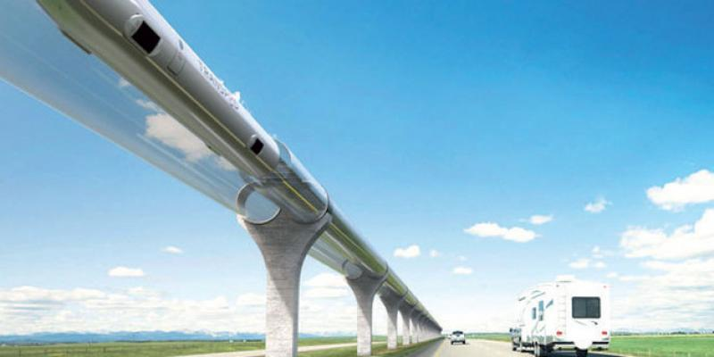 Hyperloop : Le train du futur s'implante à Limoges
