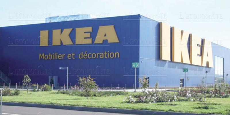 Ikea à l'assaut des villes de taille moyenne