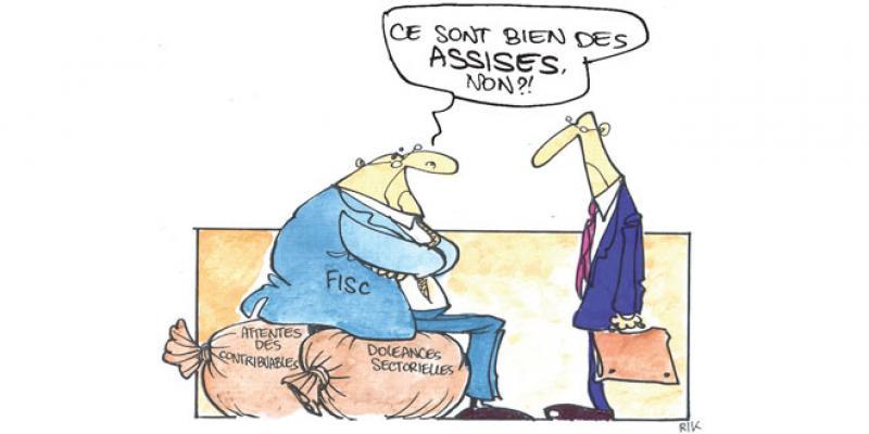 Assises de la fiscalité: Les lacunes et dysfonctionnements du système