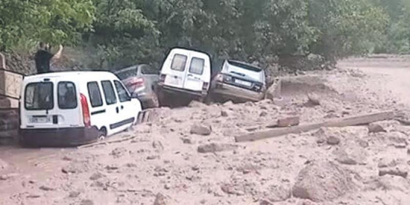 Inondations: Gros dégâts dans le Haouz