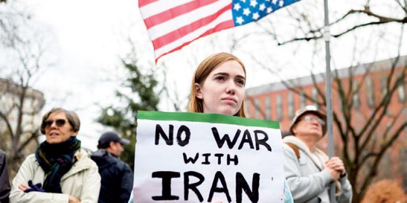 Iran-Etats-Unis: Le reste du monde craint une déflagration