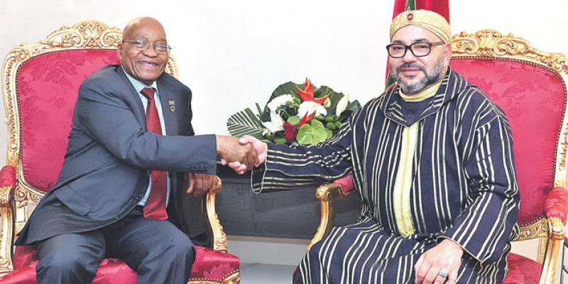 Afrique: Le Maroc se bat comme jamais