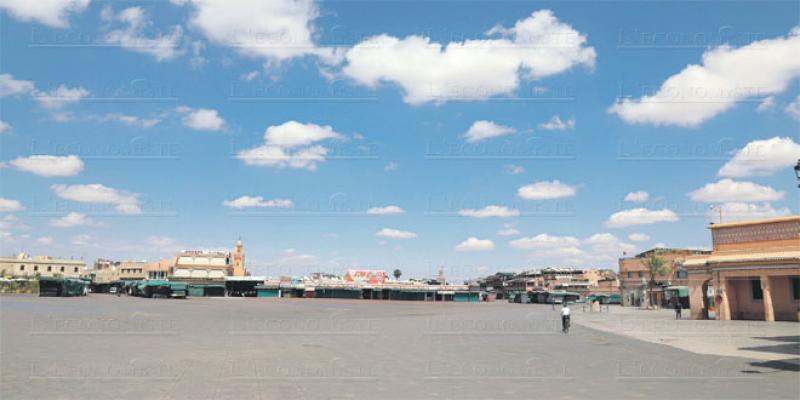 Jamaâ El Fna: Marrakech défend sa Halqa