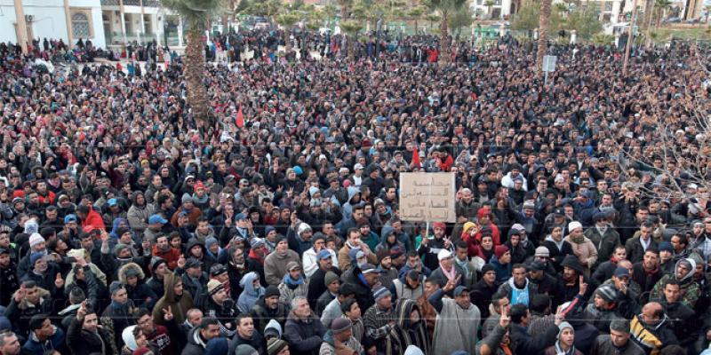Jerada: Laftit charge Al Adl Wal Ihssan et l'AMDH