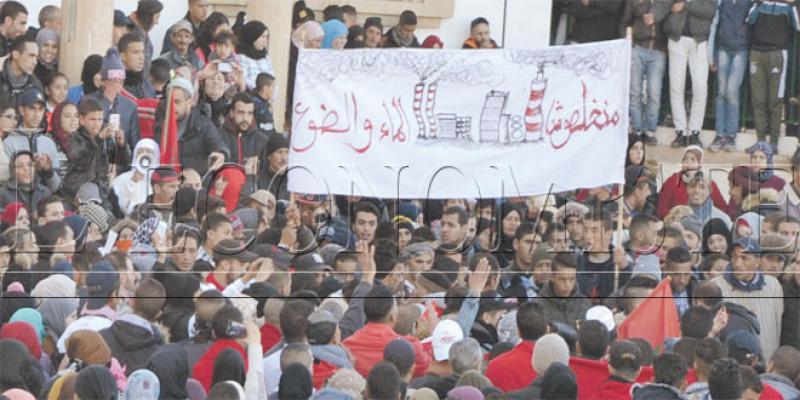 Jerada: Les manifestants maintiennent la pression