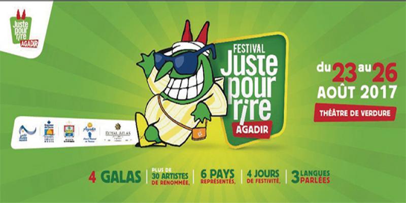 Just for laughs: Agadir a aussi son festival du rire
