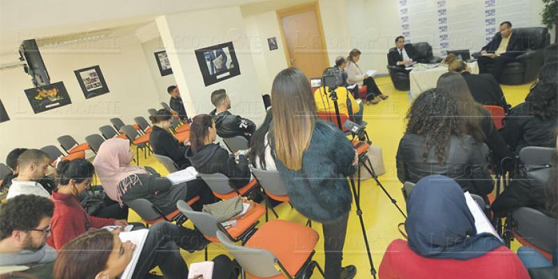 Justice et journalisme font débat à l'ESJC
