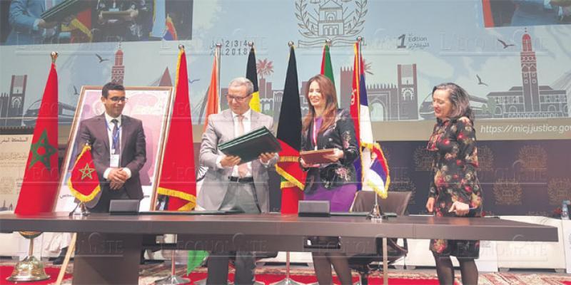 Indépendance de la justice: Le modèle marocain s'inscrit dans «une tendance mondiale»