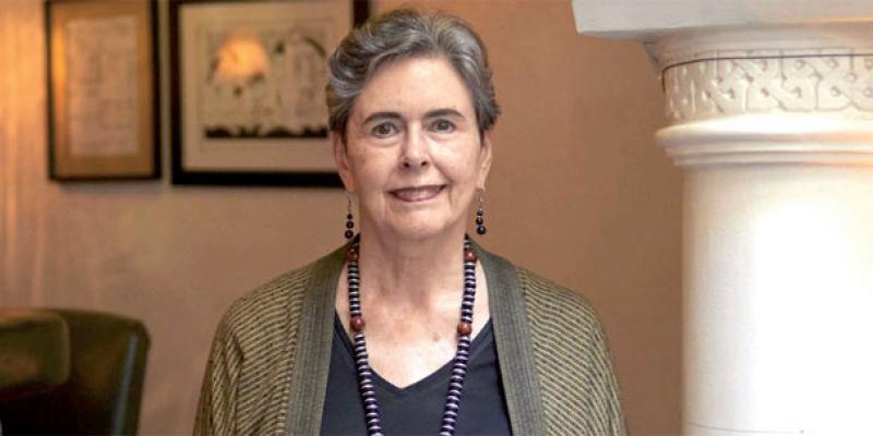 Kathy Kriger, une Américaine très Casablancaise