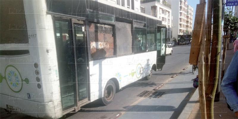 Kénitra: Le transport urbain par bus s'enlise