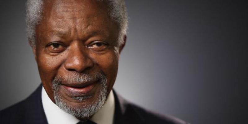 Kofi Annan n'est plus