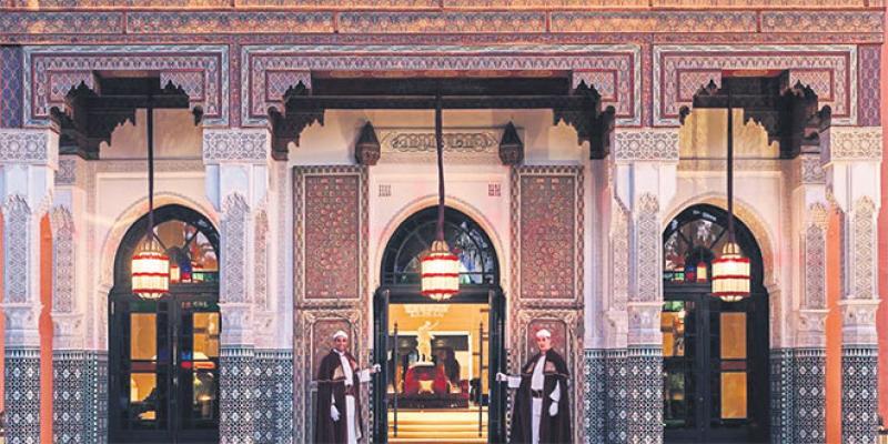 La Mamounia dans le Top 100 des plus beaux hôtels au monde
