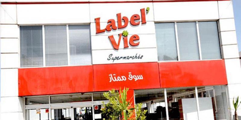 Label'Vie assure pour le premier semestre