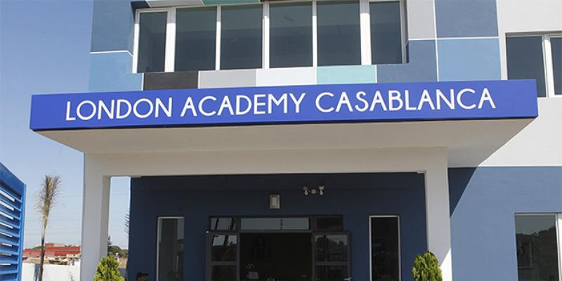 London Academy Casablanca: Big dreams!