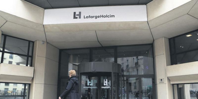LafargeHolcim devient plus suisse que française