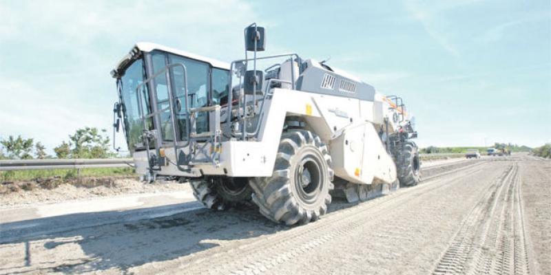 Routes: LafargeHolcim introduit les liants hydrauliques