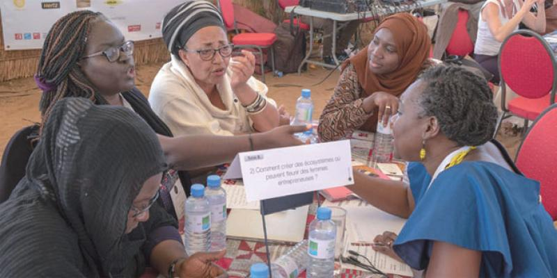 Leadership féminin: Women In Africa rempile
