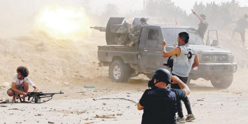 Libye: Haftar refuse de retirer ses troupes