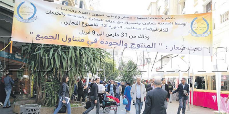 Casablanca: Coup de lifting pour le centre-ville