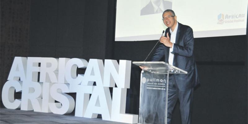 African Cristal Festival: Opération rapprochement entre médias et monde de la médias