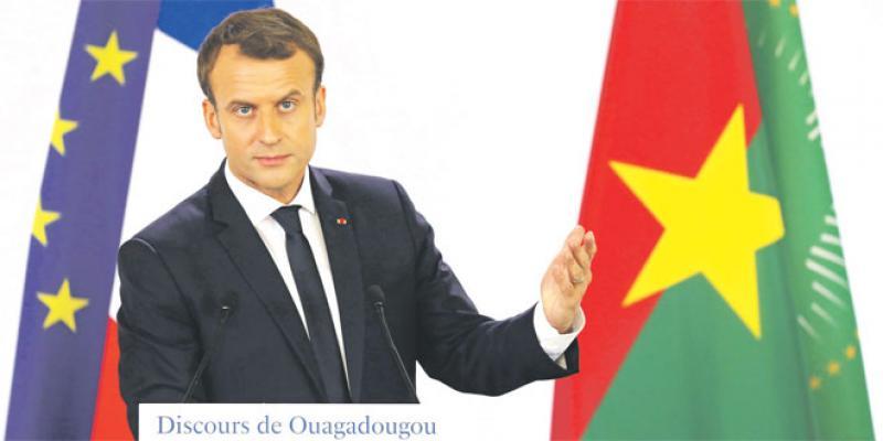 Emmanuel Macron à la conquête de l'Afrique