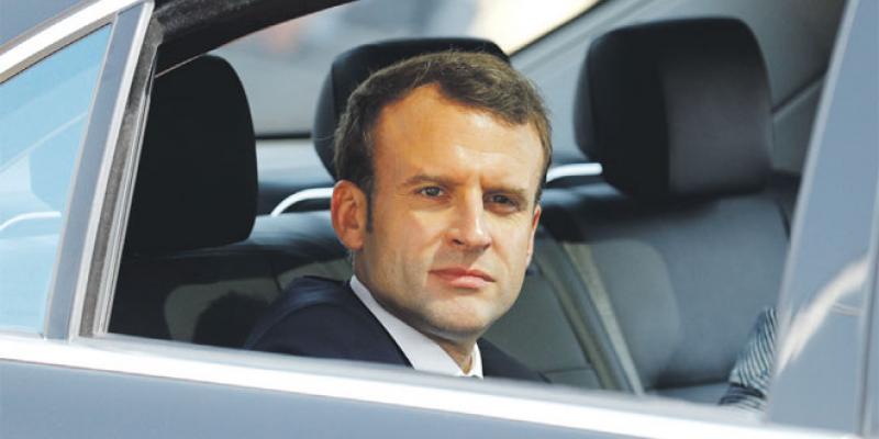 Macron en Algérie pour une «nouvelle relation…»