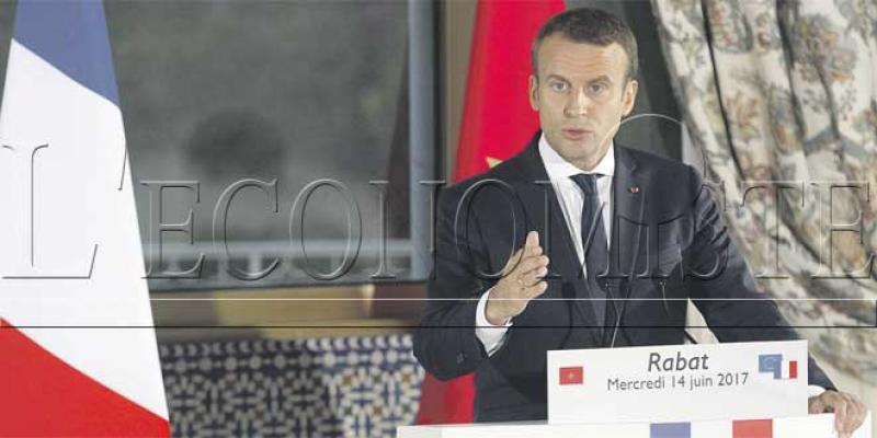 Maroc-France: Le premier contact réussi