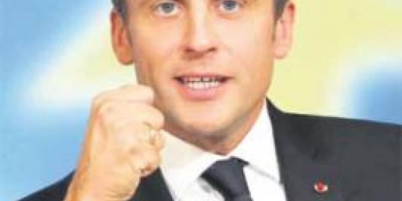 Macron se dresse contre le nationalisme