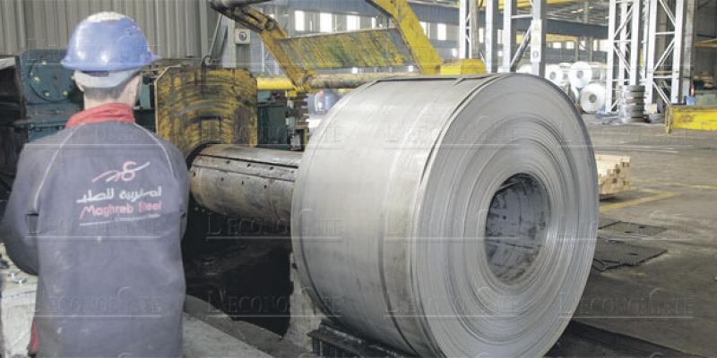 Maghreb Steel peine à redresser son résultat net