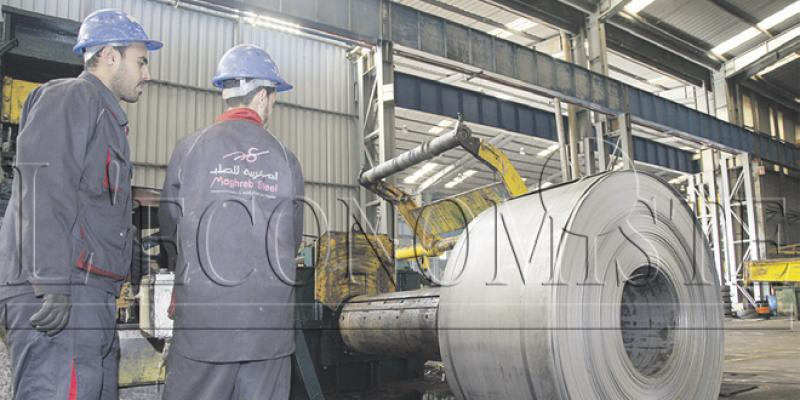 Maghreb Steel réduit son endettement
