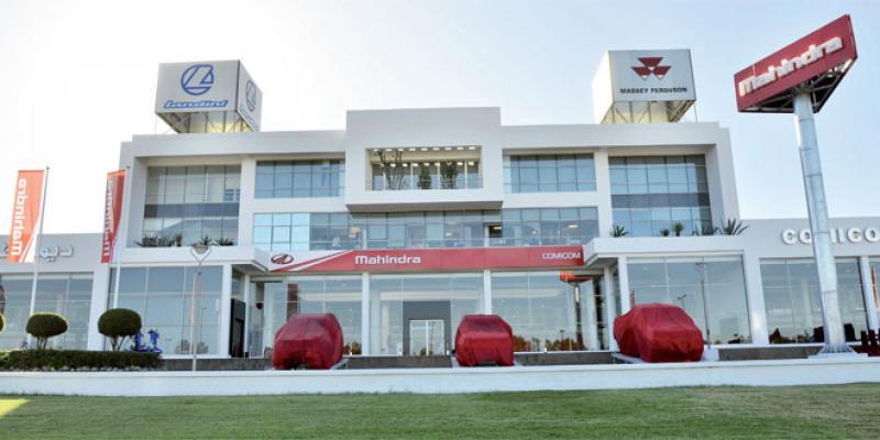 Automobile: Mahindra de retour au Maroc
