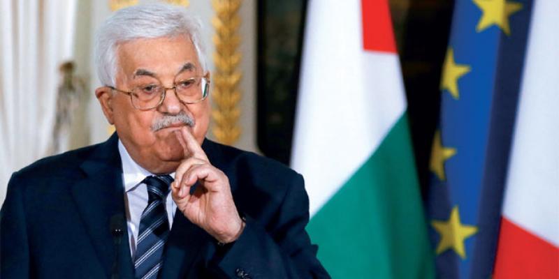 Le Président palestinien condamne