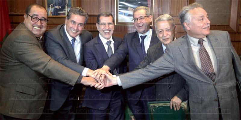 A deux ans des législatives: Le who's who de l'échiquier politique