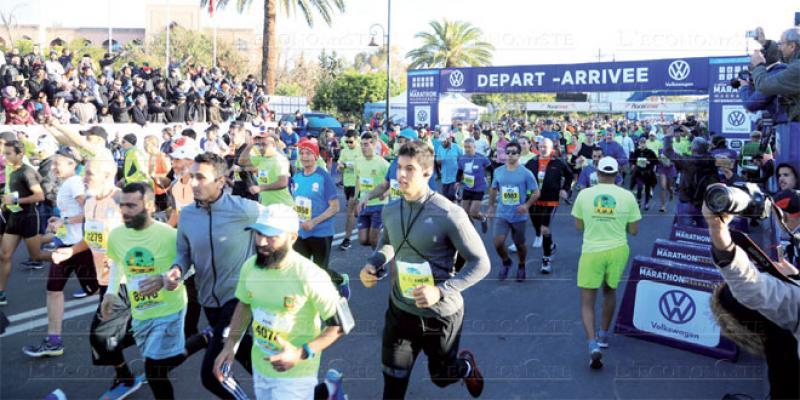 Marathon de Marrakech: Le trophée est marocain