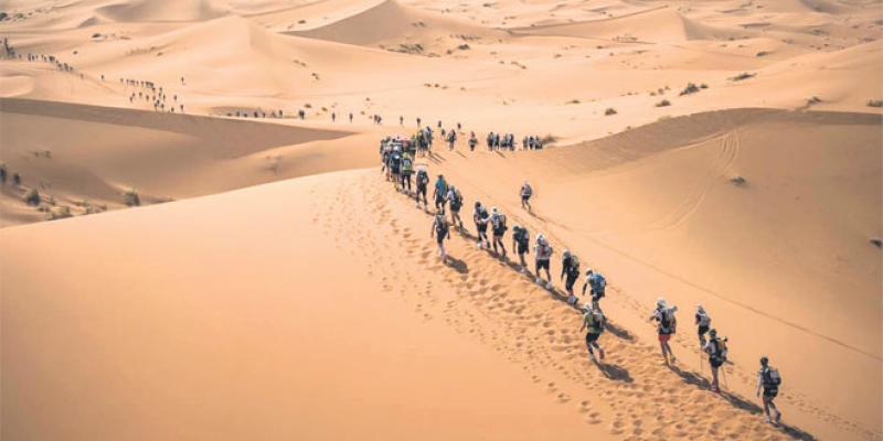 33e Marathon des Sables: L'aventure au cœur du désert marocain