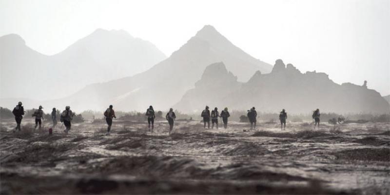 34e Marathon des sables: L'esprit du désert