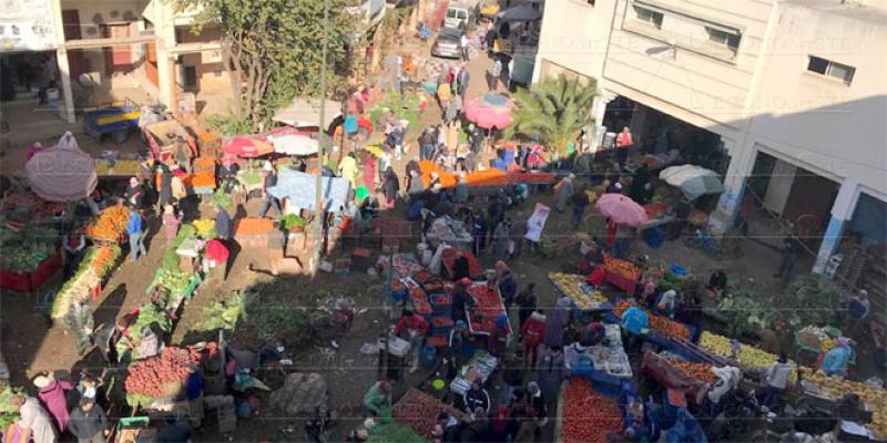 Fès: Les marchés informels «déconfinés»