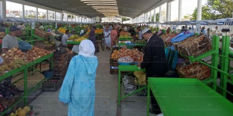 Rabat veut mettre de l'ordre dans ses souks