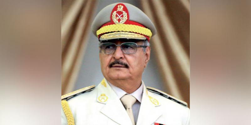 Libye: Le maréchal Haftar appelle au dialogue