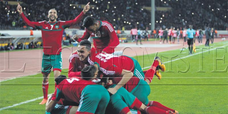 Le Maroc déjà au second tour du CHAN