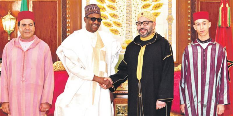 Rabat et Abuja misent sur leurs complémentarités