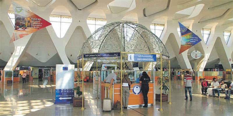 La reprise de l'aérien à Marrakech sera longue